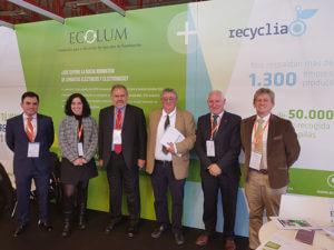 Feria EFICAM con los instaladores de APIEM