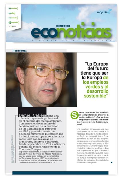 Econoticias febrero 2018