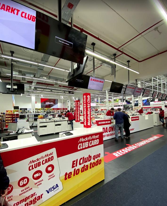 Centro de MediaMarkt