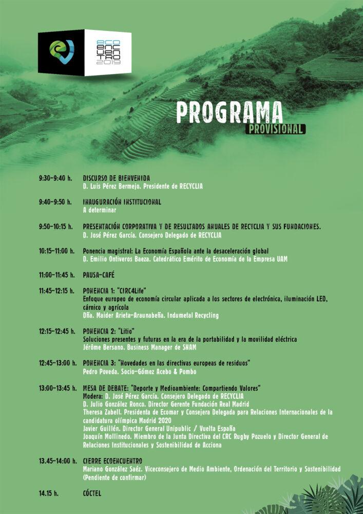 #Ecoencuentro2019