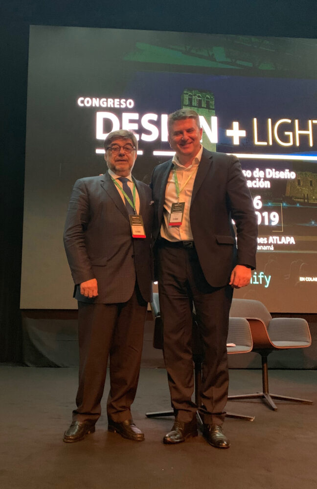 Congreso Design Lighting
