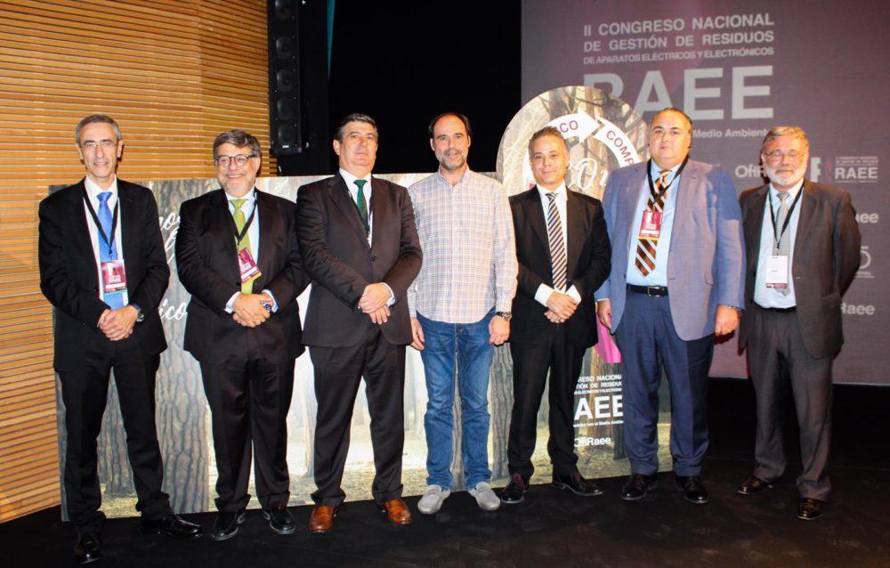 II Congreso Nacional de Gestión de RAEEs