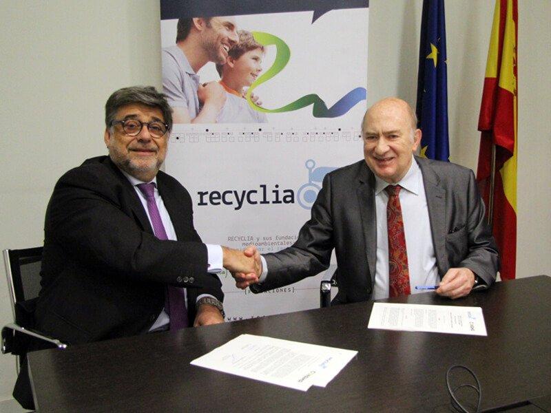 Convenio Recyclia y Conama