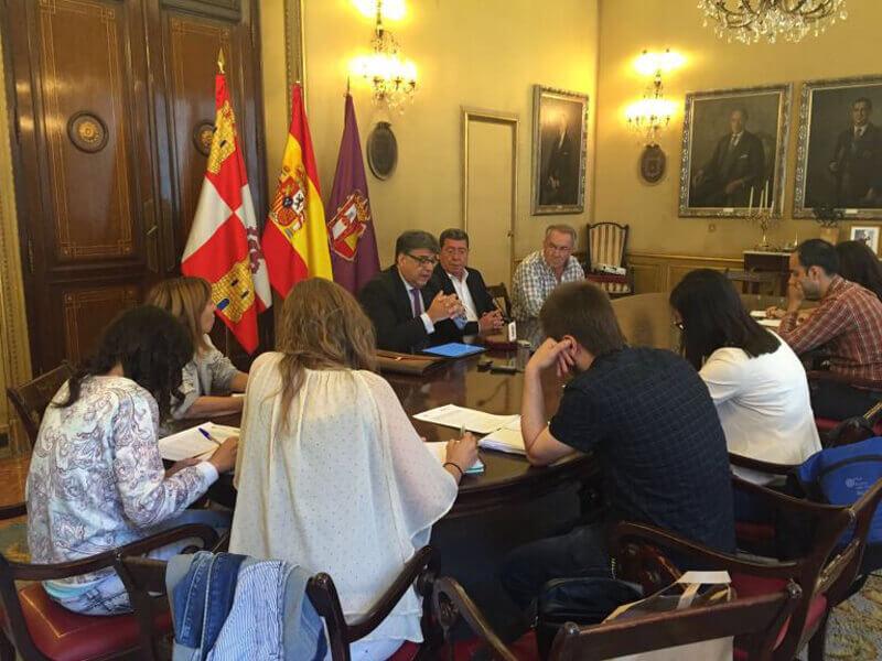 Convenio entre Ecopilas y la Diputación de Burgos