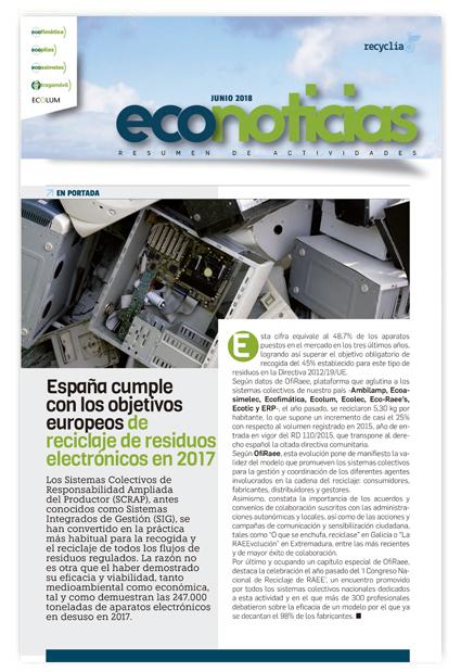 Econoticias junio 2018