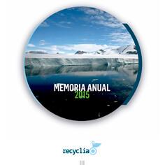 Memoria de Recyclia 2015