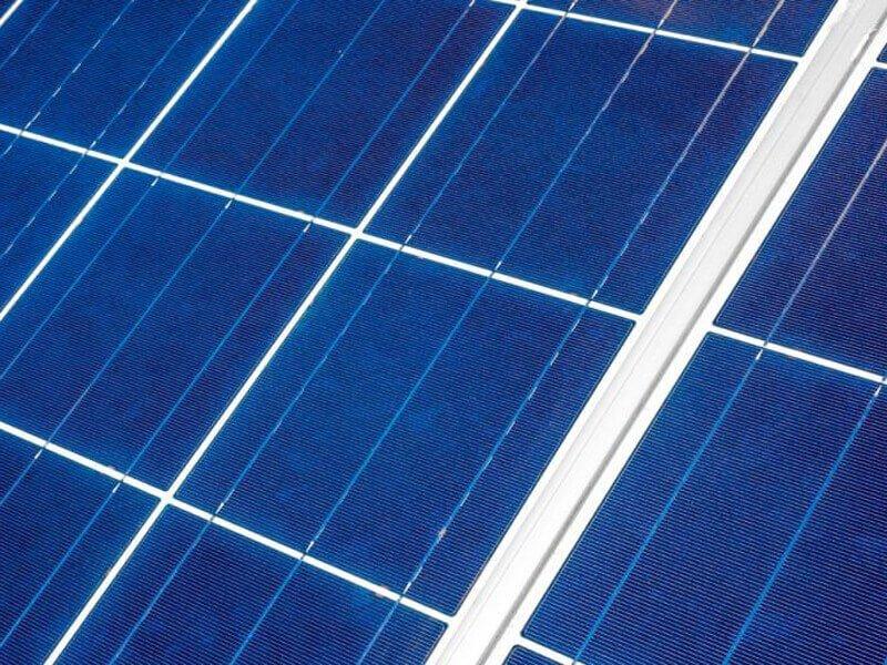 Reciclaje de paneles fotovoltáicos