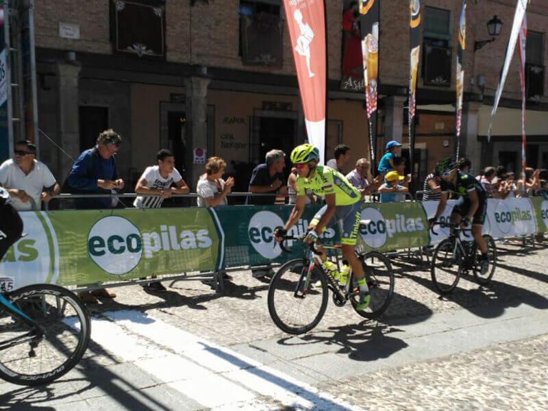 Ecopilas y la Vuelta Ciclista a España